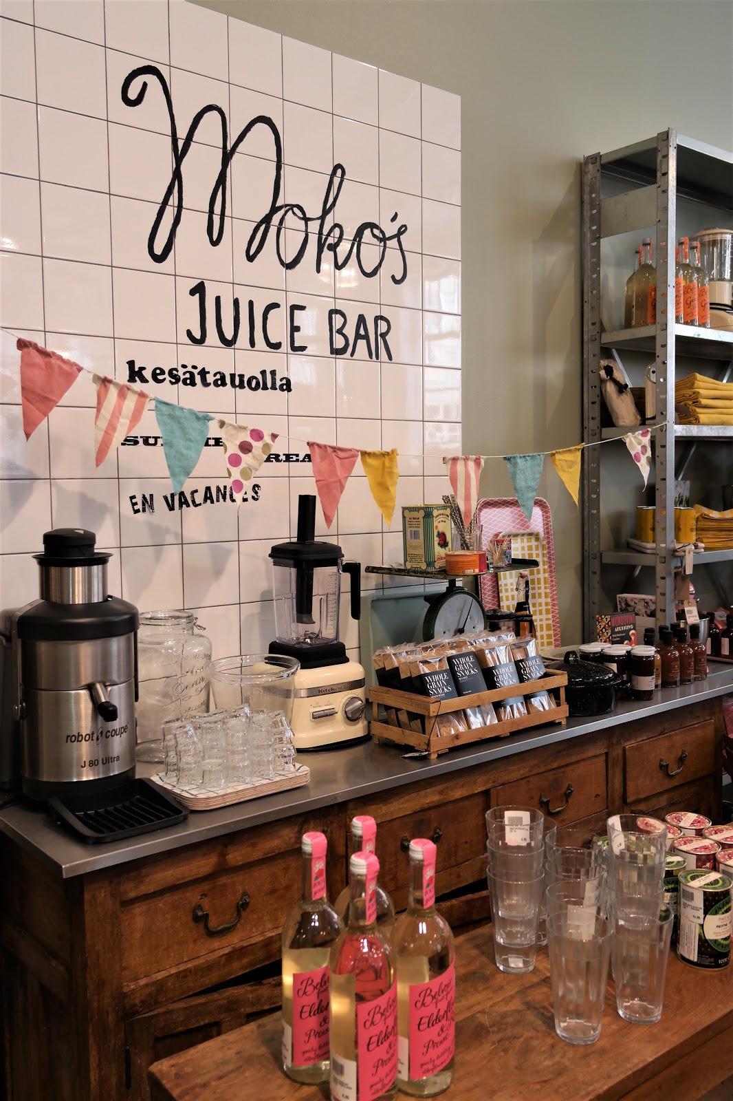 Moko Market Cafe