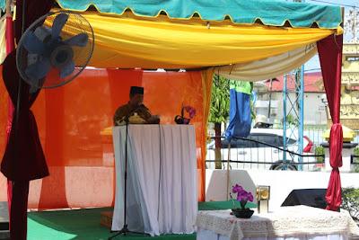 Kakan. Kemenag Tanjungbalai Hadiri Acara Penyerahan Penghargaan Adipura dan Adiwiyata Tanjungbalai