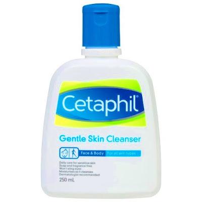 Pencuci muka Cetaphil