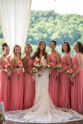 Vestidos de madrina para boda