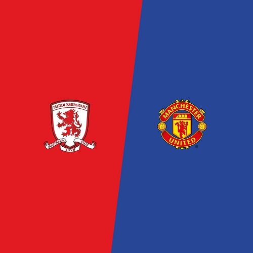 Middlesbrough vs Man United