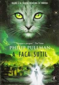 [Resenha] A Faca Sutil - Philip Pullman