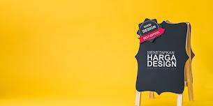 Menentukan Harga Desain.