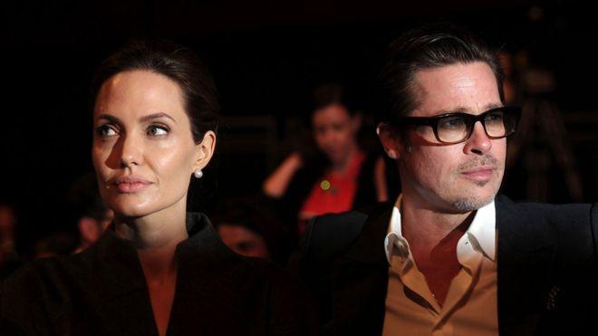 Brad Pitt 'saddened' by Angelina Jolie divorce