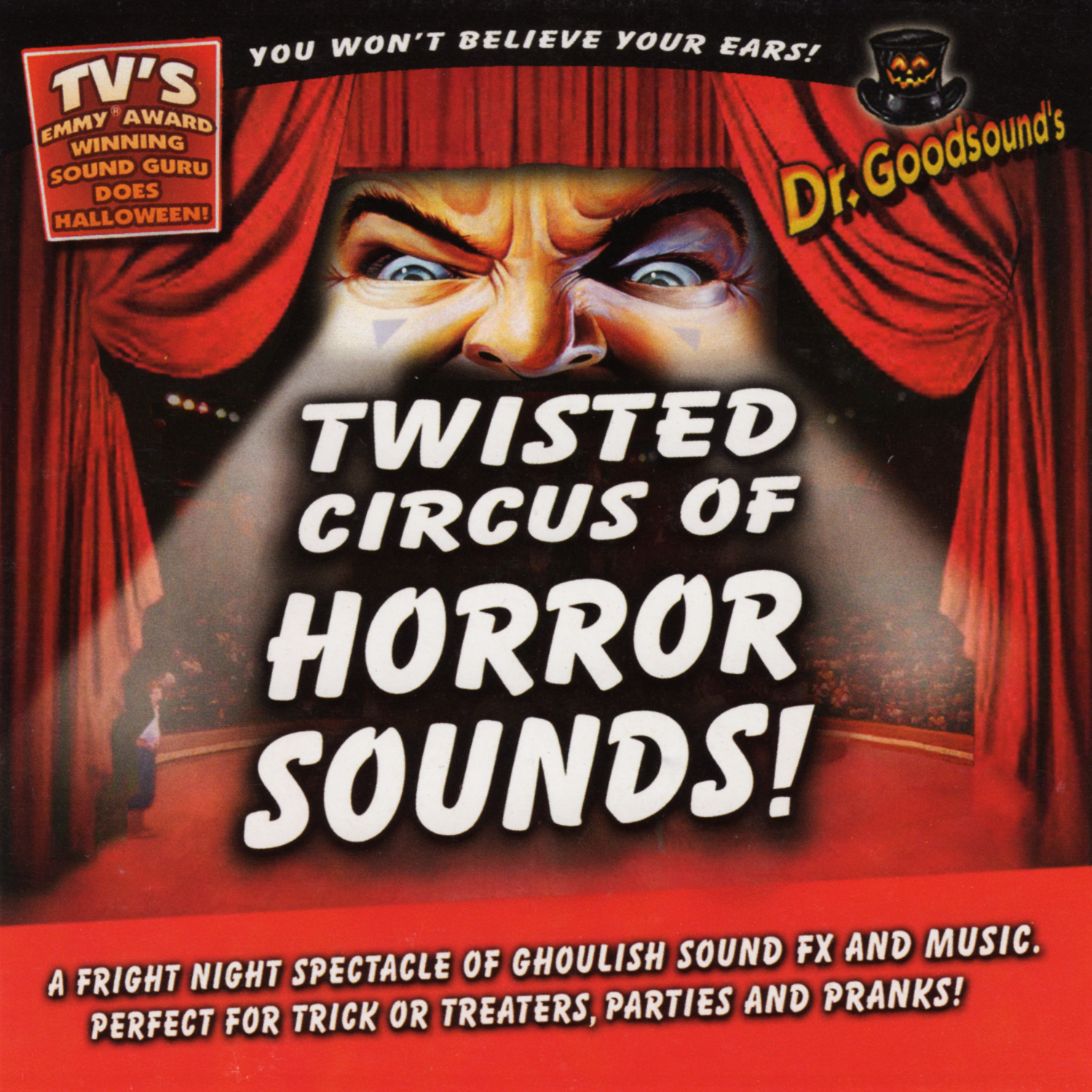 Scary Sounds of Halloween Blog: Dr. Goodsound's Halloween: Twisted ...
