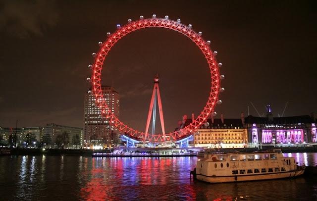 Dia de São Valentim em Londres