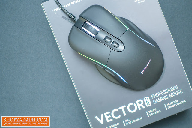 tecware vector pro