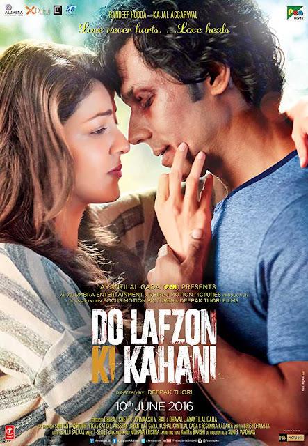 Poster Do Lafzon Ki Kahani (2016) Full Hindi Movie Download 720p