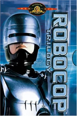Filme Robocop - Trilogia 1987 Torrent