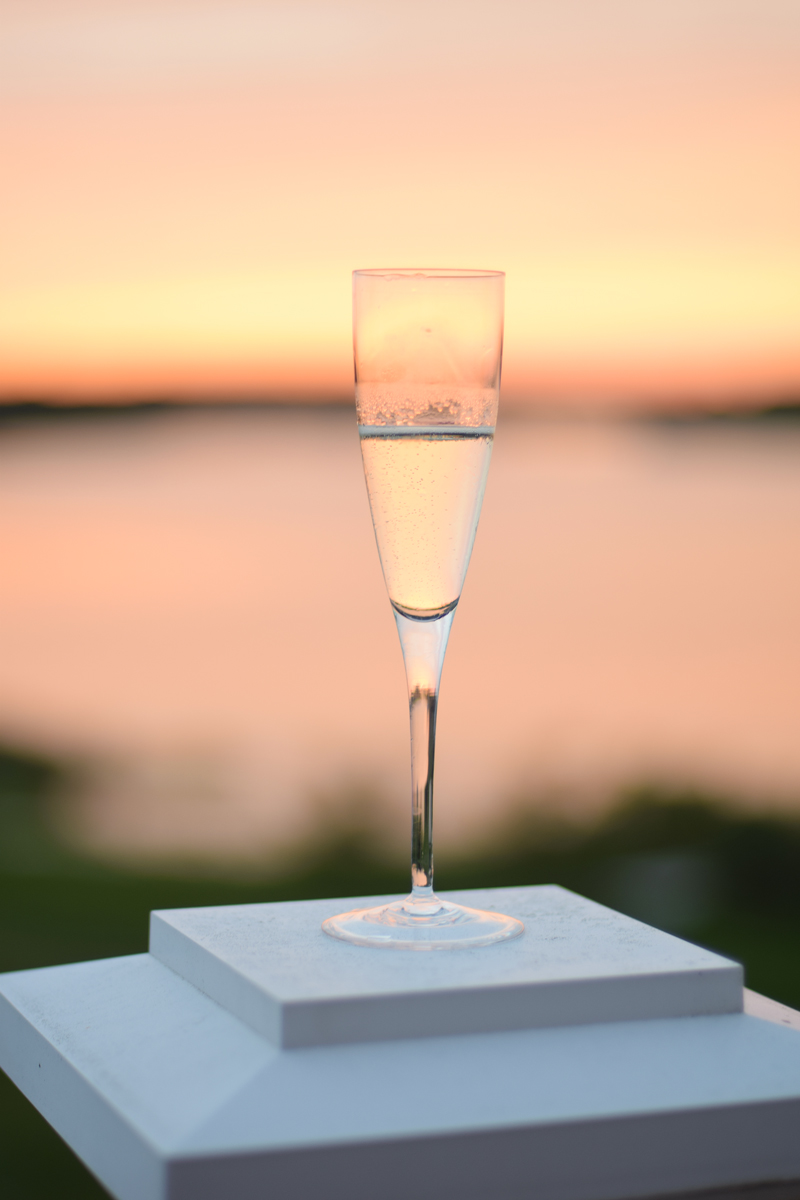 The Hamptons sunsets with Seaside Styled.