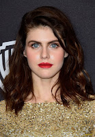 Alexandra Daddario - InStyle And Warner Bros. Golden Globe Awards Post-Party in Beverly Hills