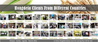 Hongdefa clients