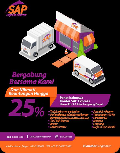 paket kemitraan agen SAP-Express