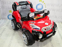 Mobil Mainan Aki DoesToys DT8208 Monster 2XL