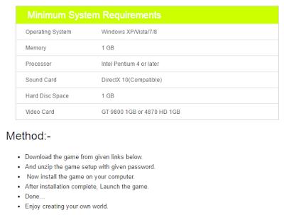 minecraft free download key