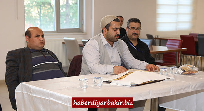 Diyarbakır'da hasta ve yakınları için mevlit programı düzenlendi