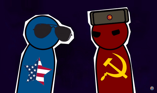 What if the Cold War went hot?