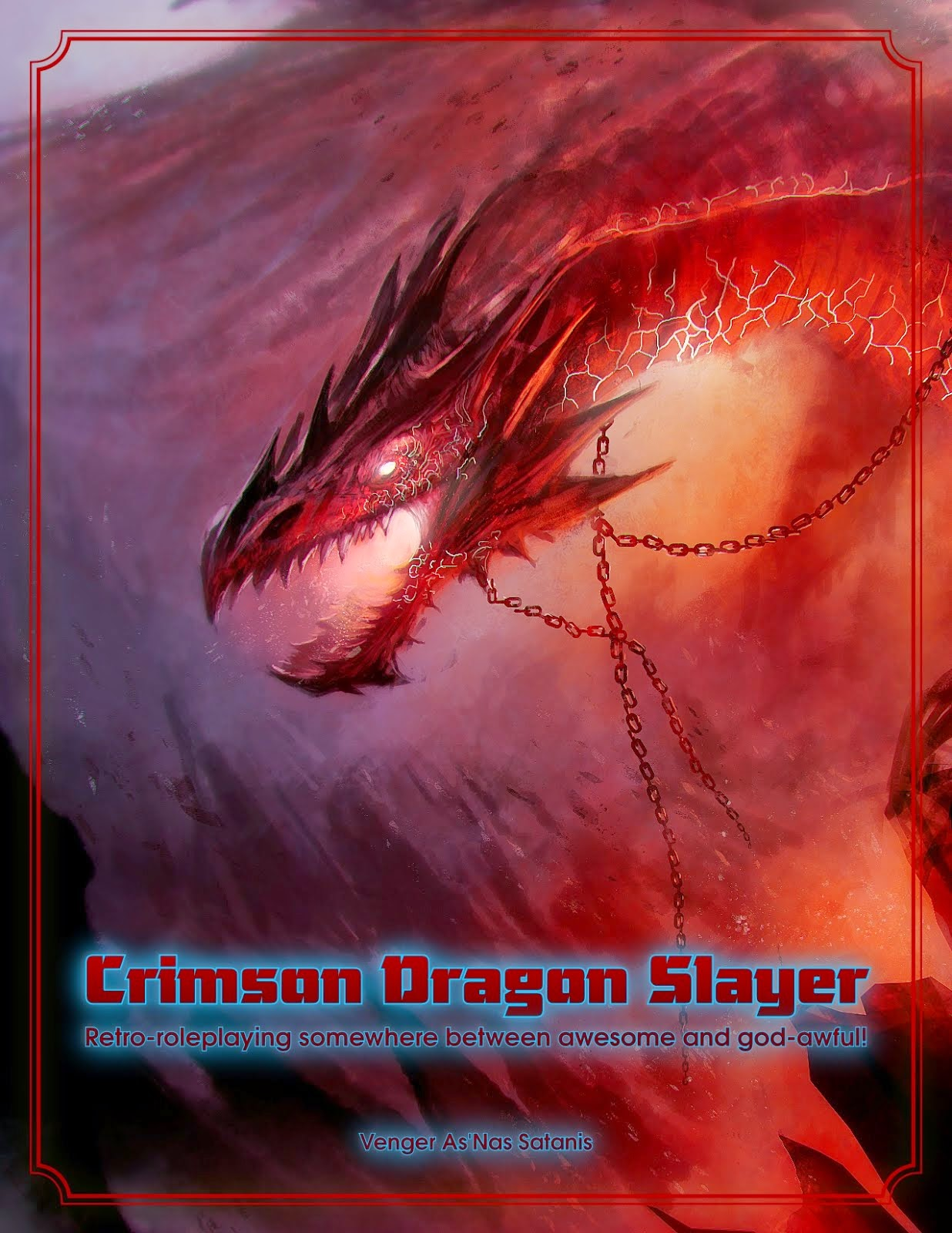 Crimson Dragon Slayer RPG