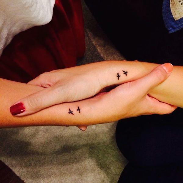 Dosis De Tinta Amigas Unidas Por La Tinta De Los Tatuajes