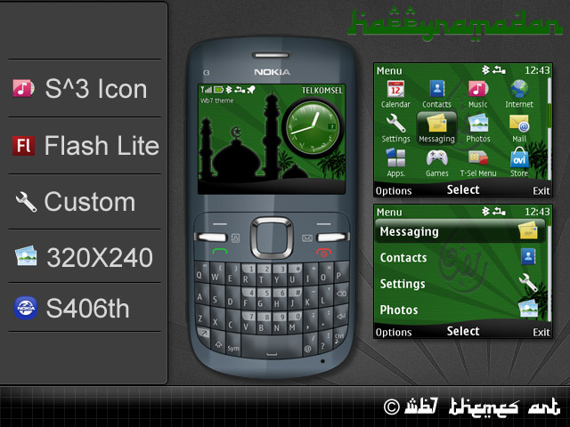 Download games for nokia c3-00 320x240.