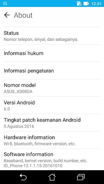 Fix Baseband/Imei NULL Asus Zenfone 3 MAX X008D (ZC520TL)