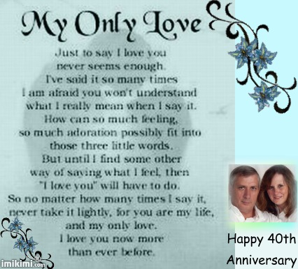 What to say to husband on anniversary