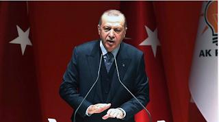 Erdoğan Türkleri seferberliğe hazır olmaya çağırıyor