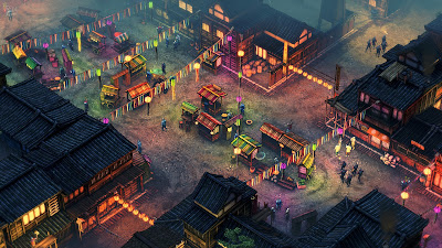 Shadow Tactics - Blades of the Shogun - Market