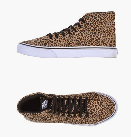 Sneakers abotinadas - VANS