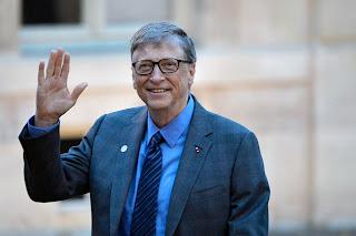 Bill Gates lauds Dr. Umar Saif's achievements