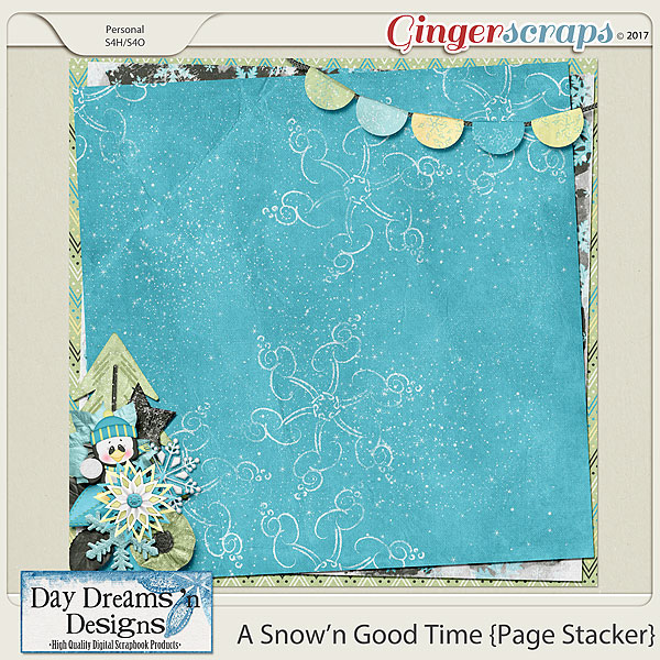 New to GingerScraps and Plain Digital Wrapper, 50% off sale plus a freebie!
