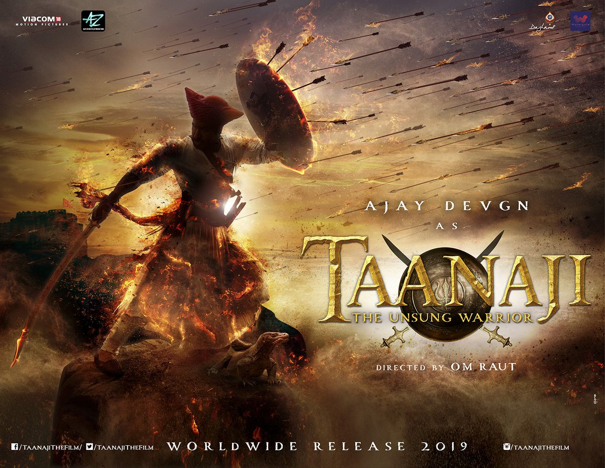 Taanaji (The Unsung Warrior) - News, Cast, Photos, Videos