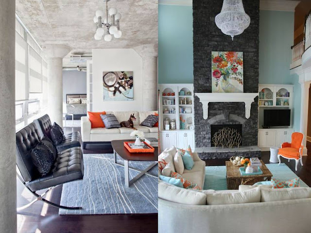 When it comes to interior decorating, shades of orange is not a favorite color. However, when we know how to blend it with other colors, the result is beautiful and of course, admirable. Orange has a Vitamin C effect on home decorating. It revitalizes and refreshes the whole house. Inspired? Here are some photos to inspired you to decorate orange in your home.