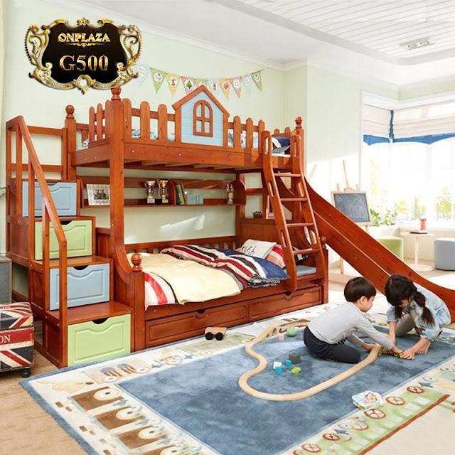 Giường tầng cao cấp G500