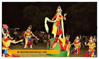 Kesenian Sintren Indramayu
