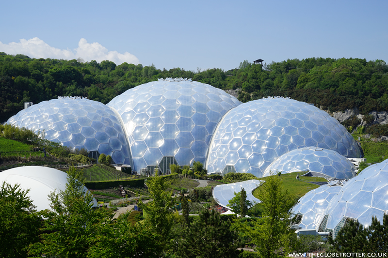 Visiting the Eden Project in Cornwall