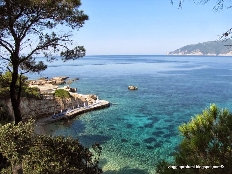 Alonissos, la trasparenza del mare