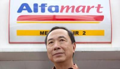 Biografi dan Profil Djoko Susanto - Pemilik Jaringan Alfamart
