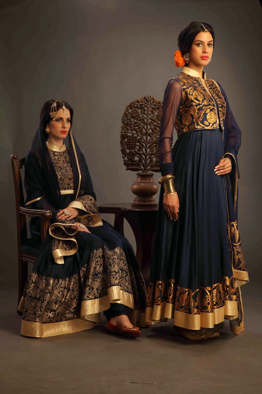 Latest Autumn Winter Collection From Biba By Rohit Bal
