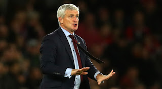 Mark Hughes has been disengaged   as manager of Southampton