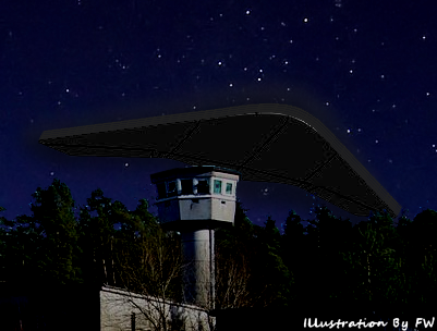 UFO Encounter Over Nuclear Weapons Depot (Kriegsfeld Army Depot - Germany) 11-25-1982
