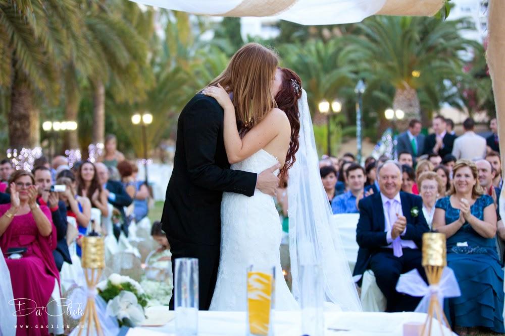 boda en el hotel eurotenis de villajoyosa