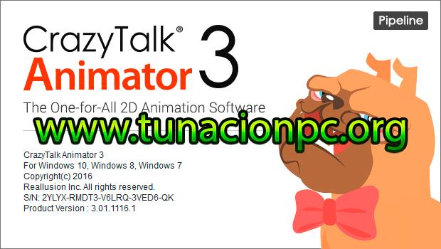 CrazyTalk Animator Gratis Imagen