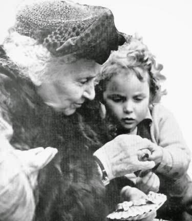 Maria Montessori Wanita Pertama Mendapat Gelar Doctor of Medicine