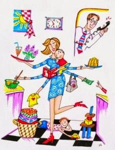 Tips Mengemas Rumah Untuk Wanita Yang Sibuk