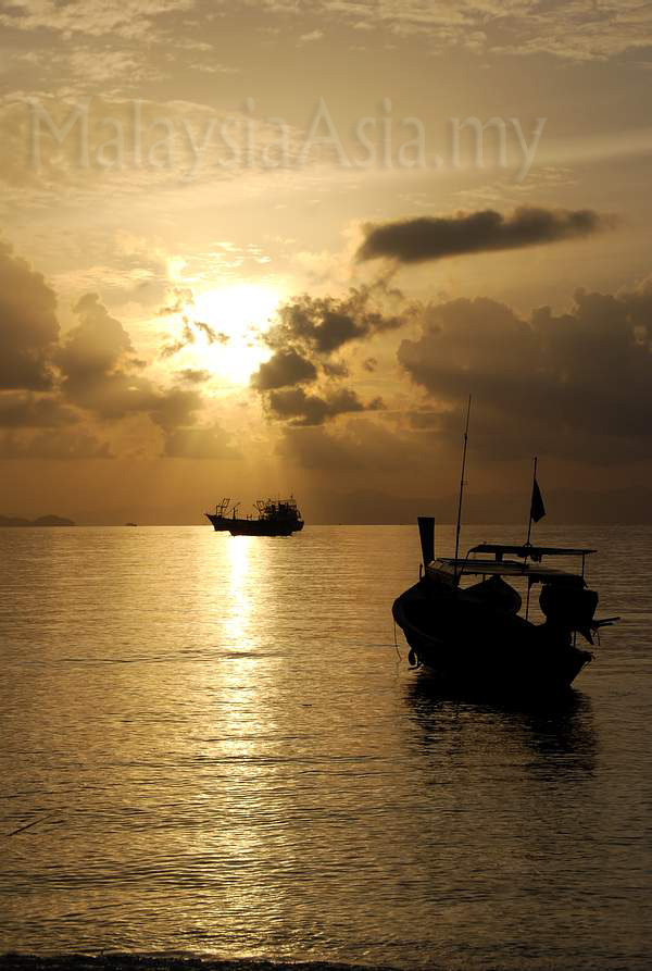 Sunrise Photo Koh Lipe