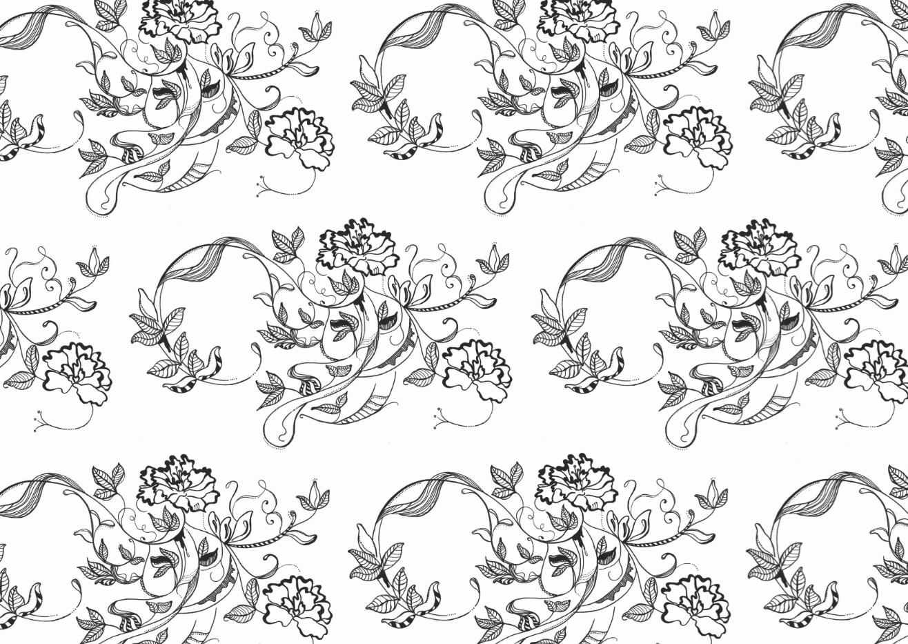 Kalo Make Art Blog Floral Pattern Design