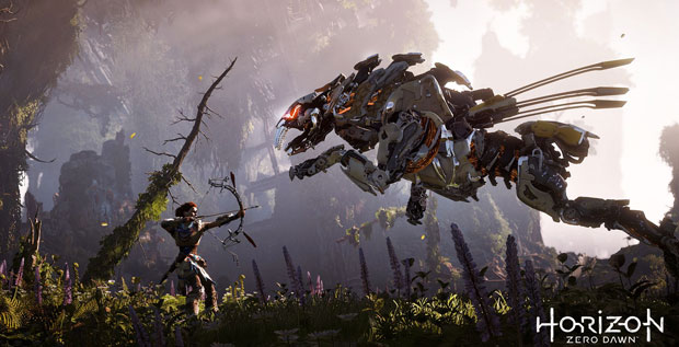 Sony Releases Horizon Zero Dawn Player Stats