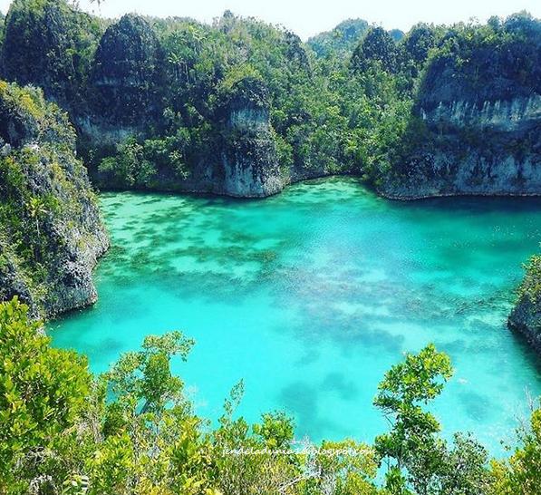 Teluk Kabui, Surga Wisata Dari Indonesia| Pesona Indonesia