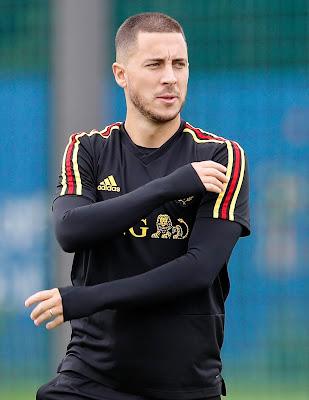 Eden Hazard to Real Madrid